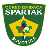 Scout group Spartak from Subotica, Serbia